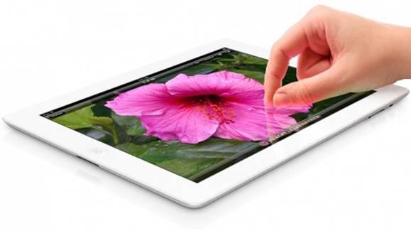 The new iPad 2012 - trải nghiệm hình ảnh dường như đã đạt đến mức tuyệt hảo