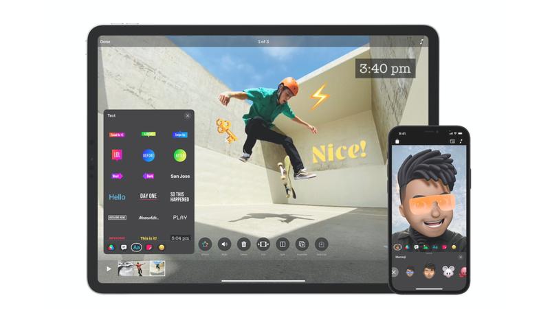 clip ứng dụng apple